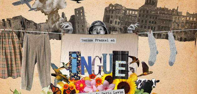 Domingos de noviembre a las 19hs.-|Localidades $80.- La terrible y trágica historia de una alemana...