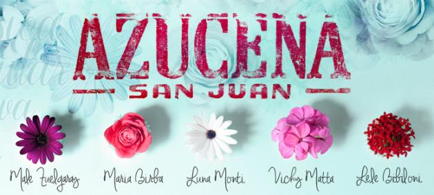 Sábado 13 y Domingo 14 de diciembre a las 21hs.-| Localidades $70.- Azucena San Juan,...